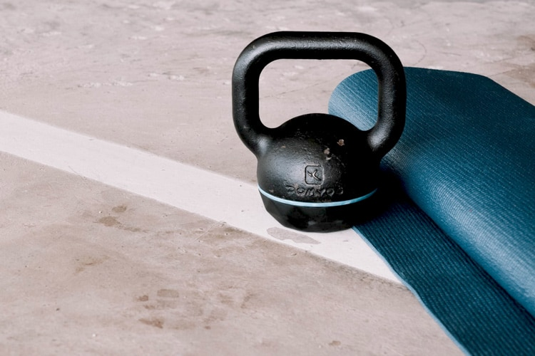 Kettlebell best for at home workout