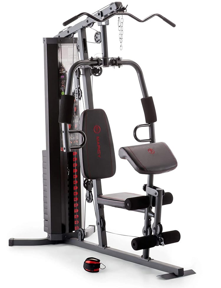 Marcy 150 Lb Stack Home Gym Mwm 990 Review
