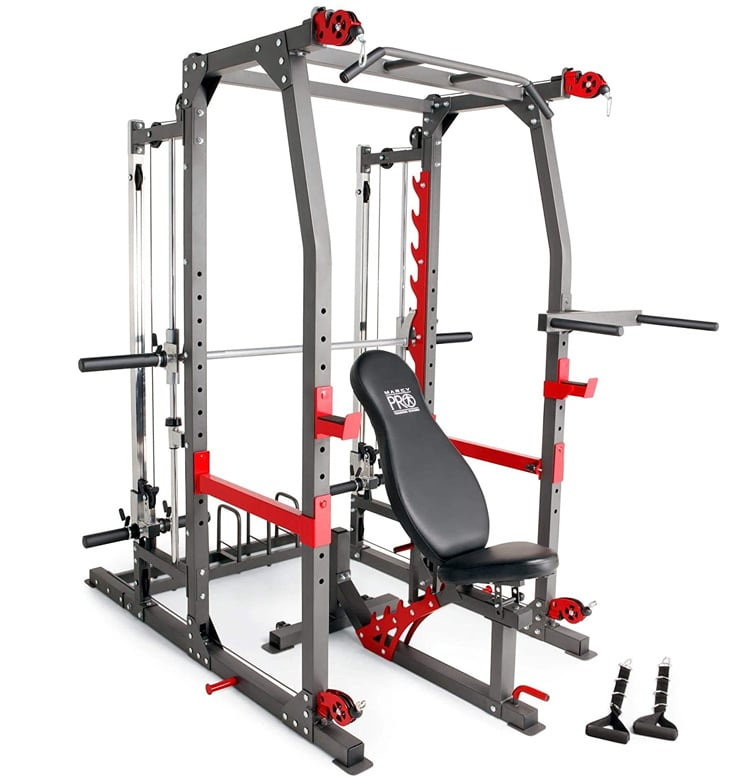 Marcy Pro Smith Machine Home Gym Review