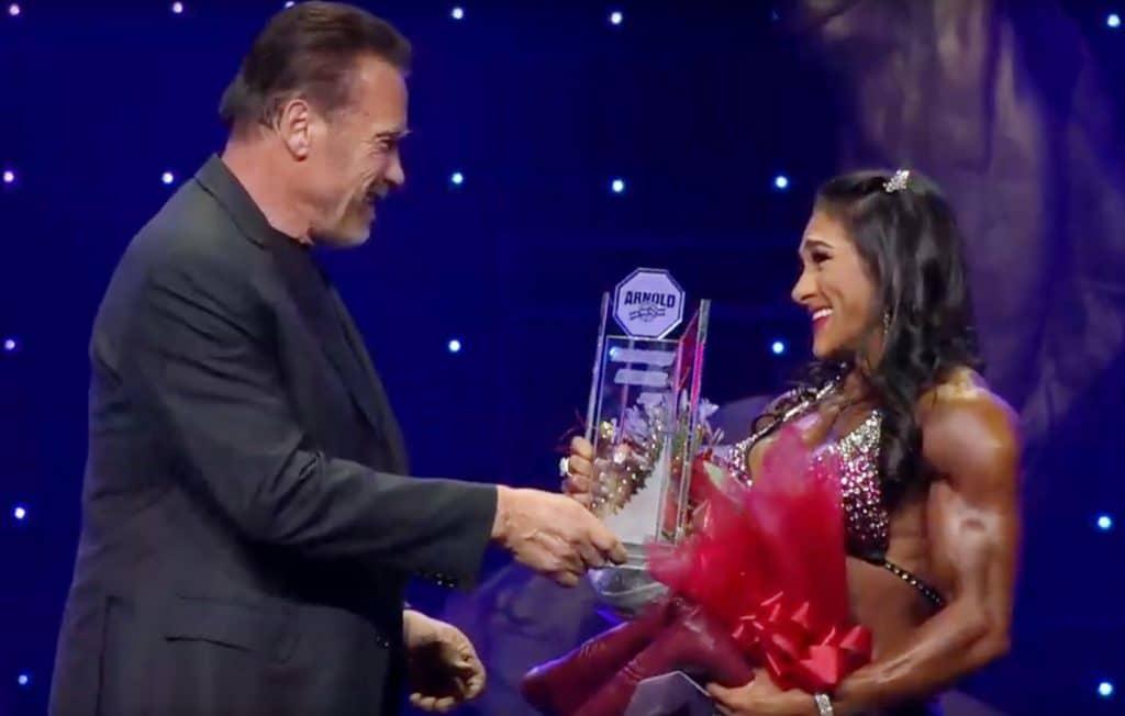 Natalia Abraham Coelho Winner