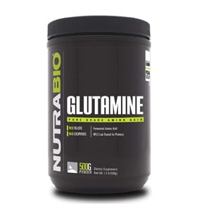 Nutrabio L-Glutamine Powder