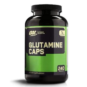 Optimum Nutrition L Glutamine Capsules