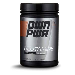 Own Pwr L Glutamine Powder