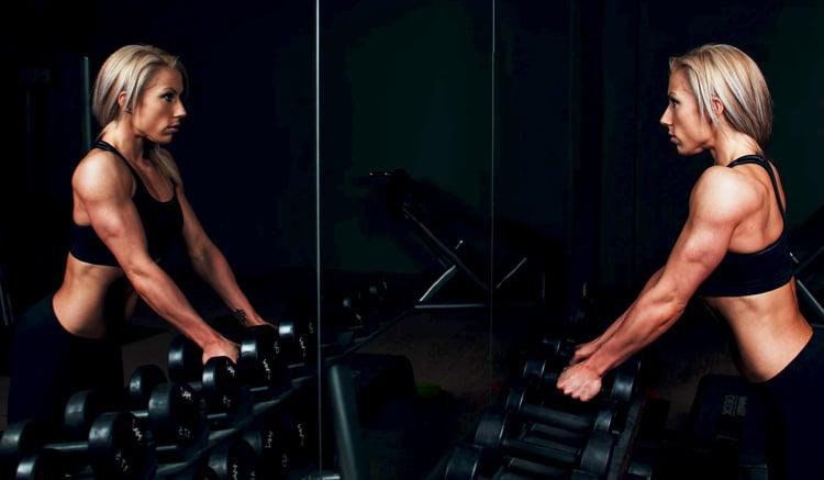 Strength Training In Gym