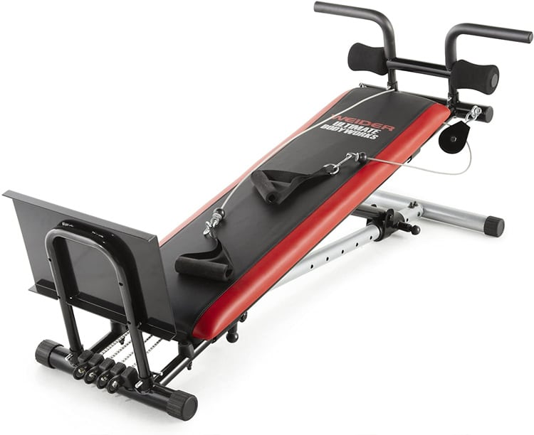 Weider Ultimate Body Works Home Gym 1