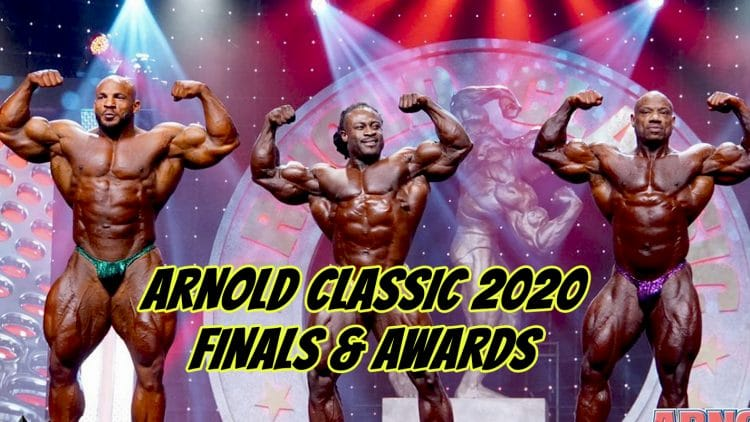 Arnold Classic Men's Open Bodybuilding Full Show & Awards