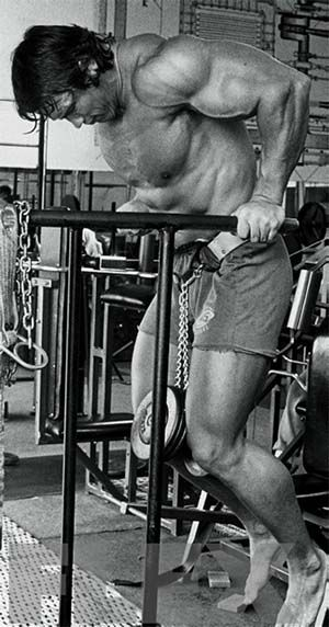 Arnold Bodyweight Workout