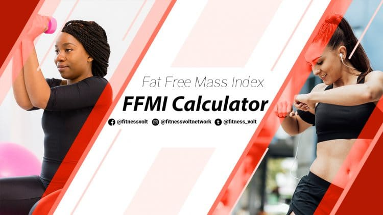 Fat Free Mass Index Calculator