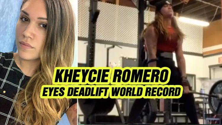 Kheycie Romero