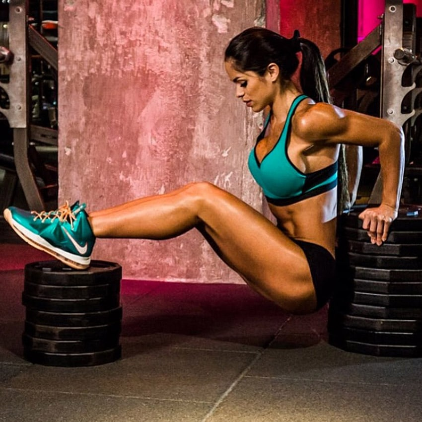 Michelle Lewin Workout