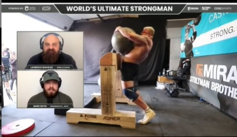 Tom Stoltman BREAKS Atlas Stone World Record With a HUGE 286kg/630lbs