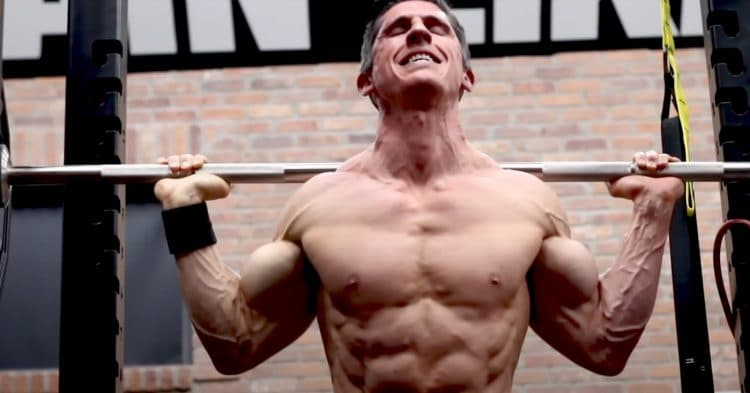 Get Brutally Strong At Home