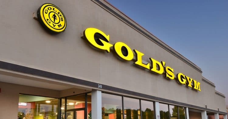 Gold's Gym Files Bankruptcy