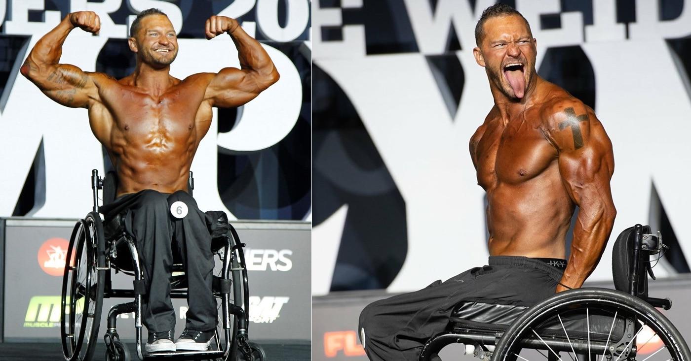 Wheelchair IFBB Pro Bodybuilder Joshua Foster Dies At 36