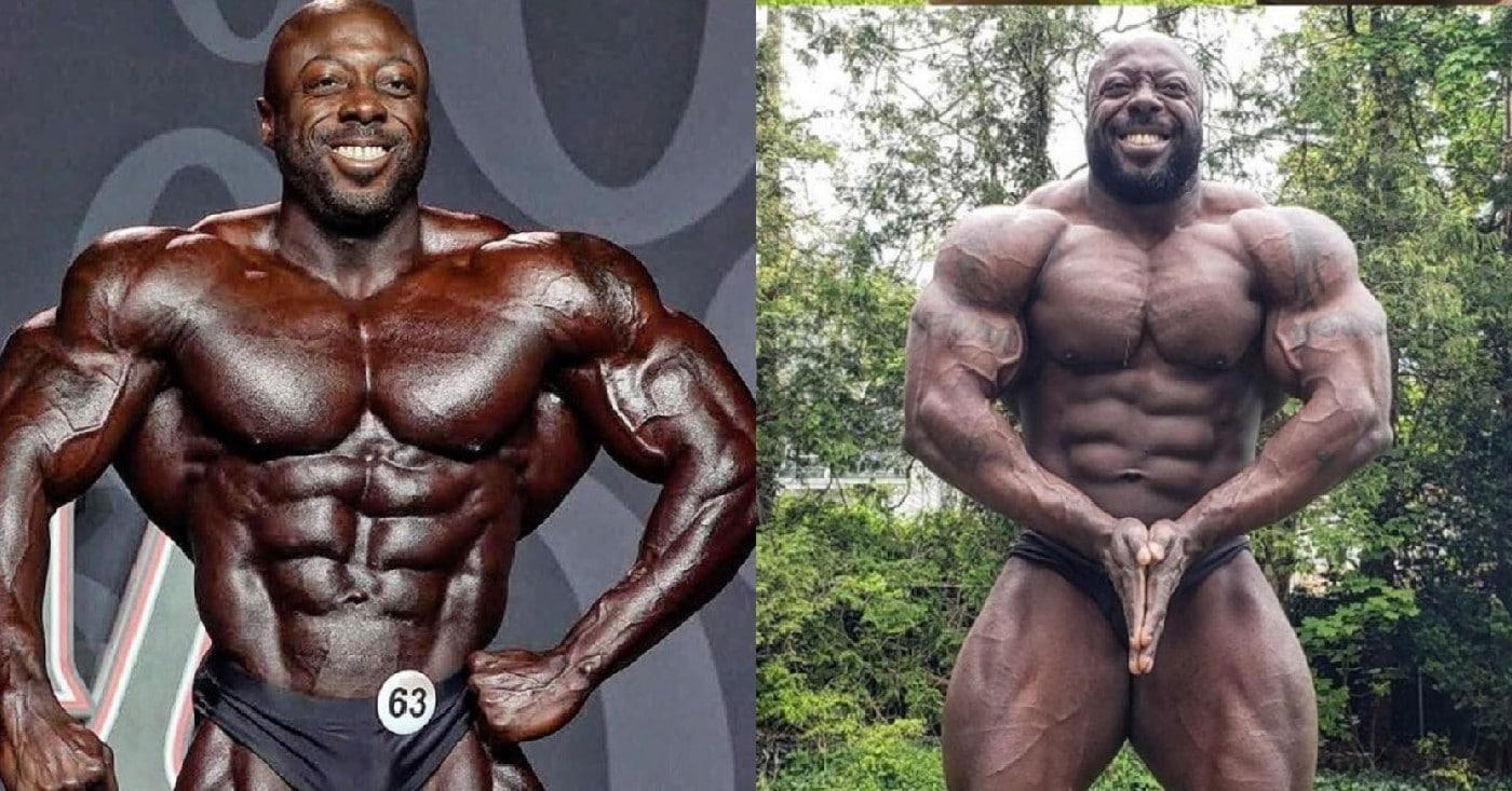 Bodybuilding - portada