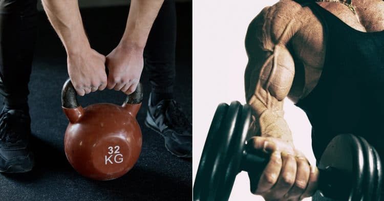 Single Dumbbell Or Kettlebell Workouts