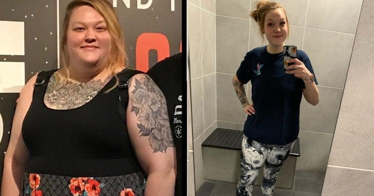 Amanda Piotrowski Weight Loss