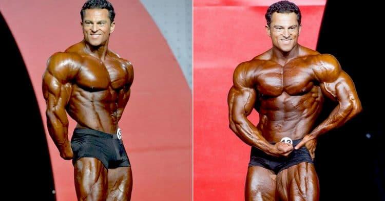 Arash Rahbar Shares Chest and Biceps Workout – Fitness Volt