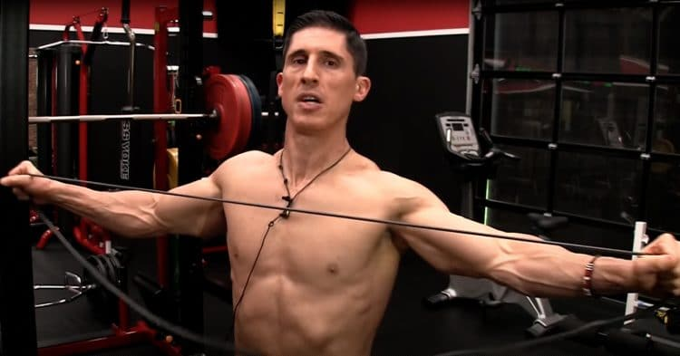 Band Pull Apart Exercise Guide
