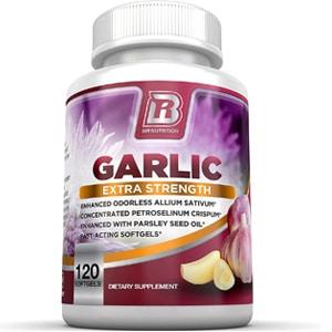 Bri Nutrition Extra Strength Garlic
