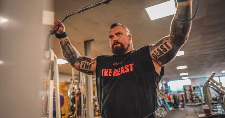 Eddie Hall Issues Open Letter