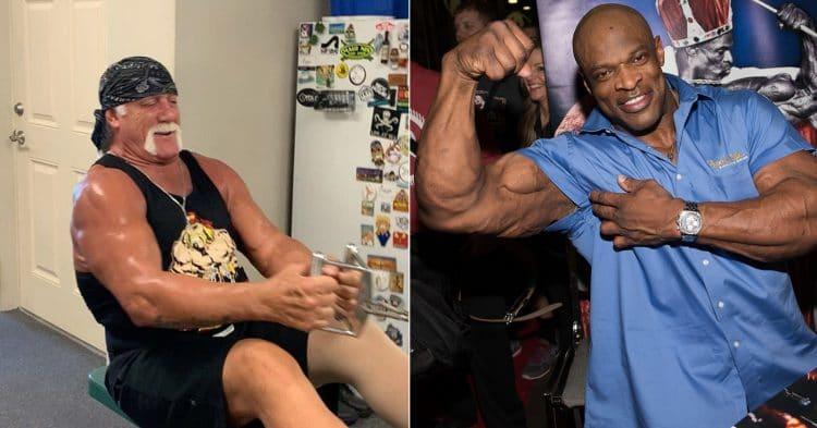 Hulk Hogan On Ronnie Coleman