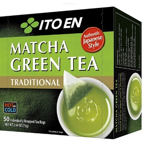 Ito En Traditional Matcha Green Tea