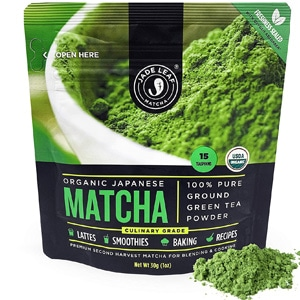 Jade Leaf Matcha Organic Japanese Green Tea Powder