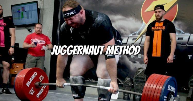 Juggernaut Method Strength Training Program
