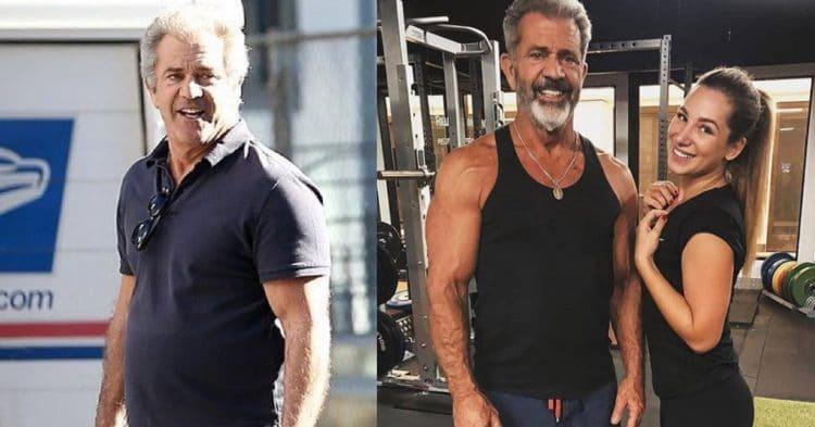 Mel Gibson Weight Loss