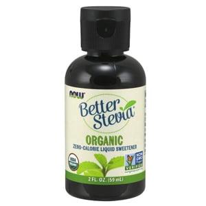 Now Foods Better Stevia Organic Liquid Sweetener