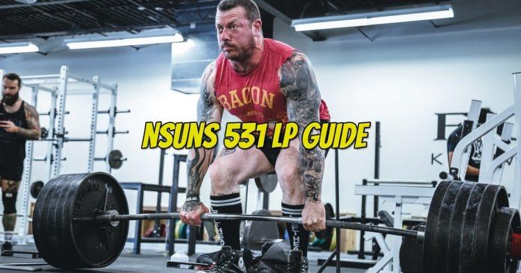 nSuns 531 LP Program Guide