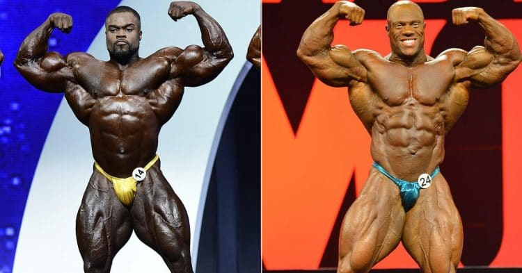 Phil Heath Called Out Brandon Curry