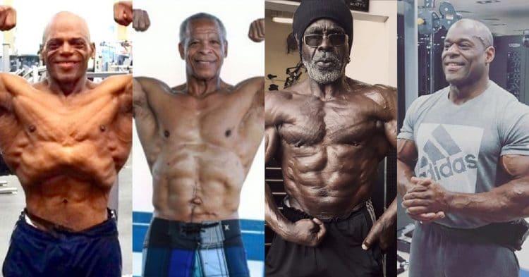 Bodybuilders Over 60