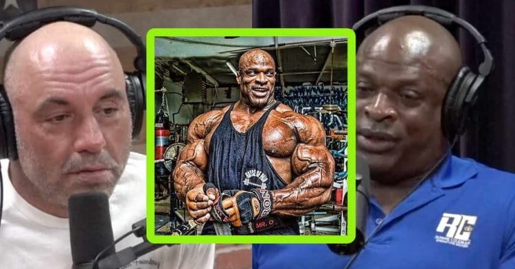 Ronnie Coleman Talks Steroid Use