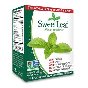 Sweetleaf Stevia Sweetener
