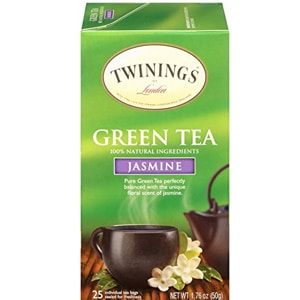 Twinings Of London Jasmine Green Tea Bags