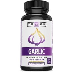 Zhou Nutrition Extra Strength Garlic
