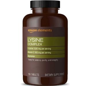 Amazon Elements Lysine Complex