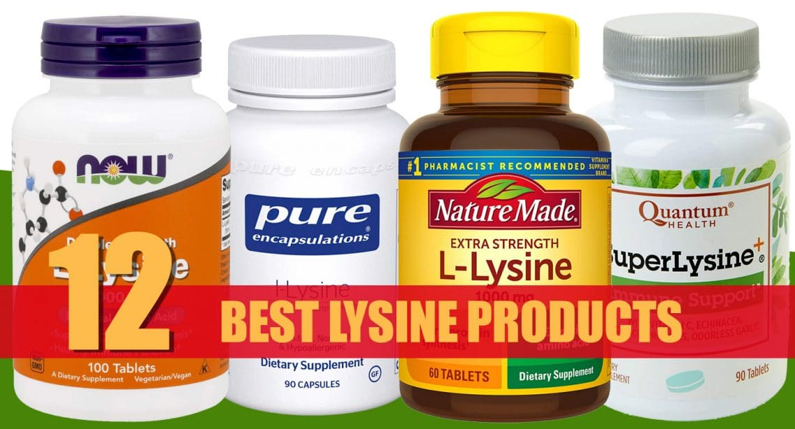 Best Lysine Products