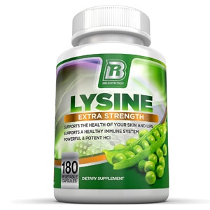 Bri Nutrition L Lysine Extra Strength