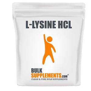 Bulksupplements L Lysine Hcl