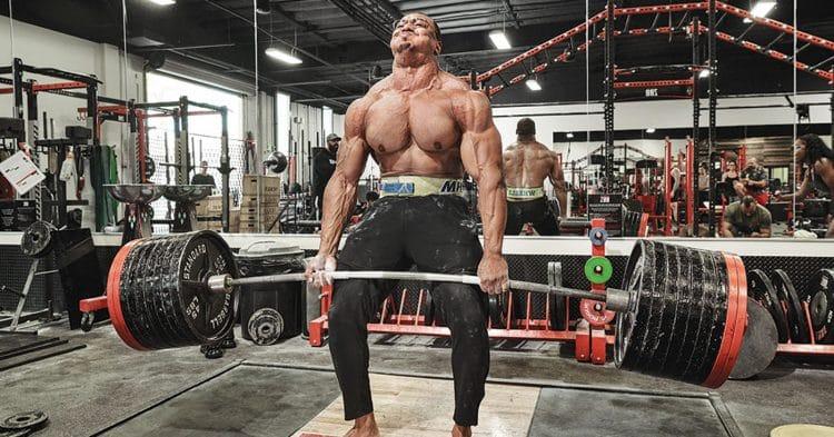 Eight Week Powerlifting Program