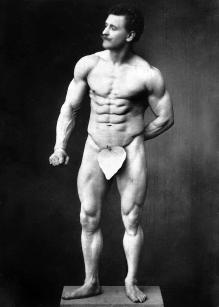 Eugen Sandow Father of Bodybuilding