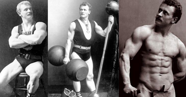 Eugen Sandow Workout
