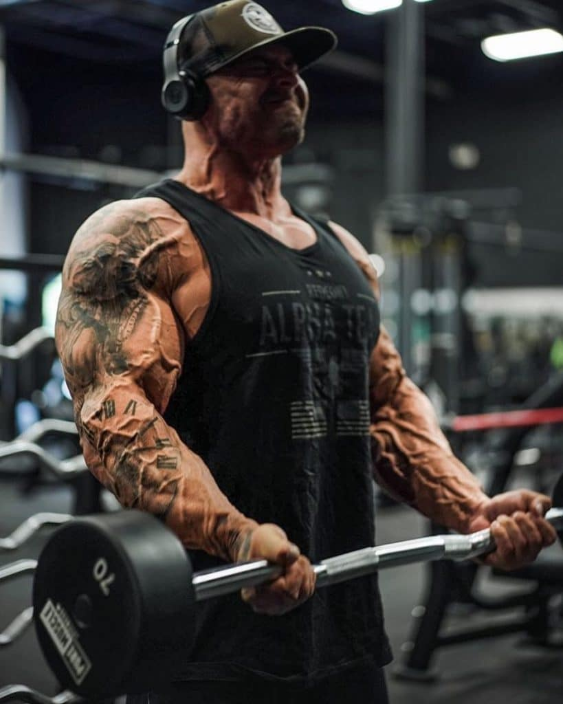 Frank Mcgrath Workout