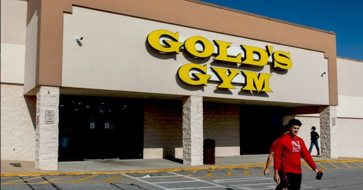 Gold's Gym CEO says 'Exercise is medicine'
