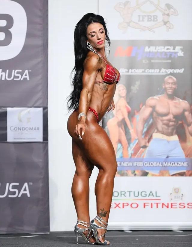 IFBB Vanessa Batista