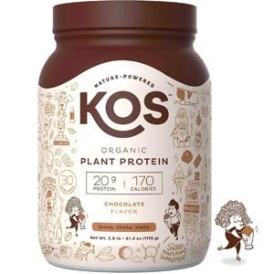 Kos Organic Plant Protein