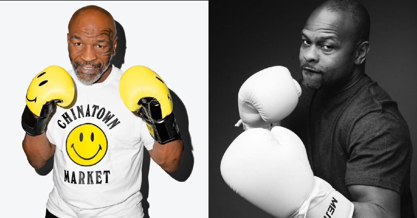 breaking mike tyson vs roy jones jr official for september 12th fitness volt breaking mike tyson vs roy jones jr